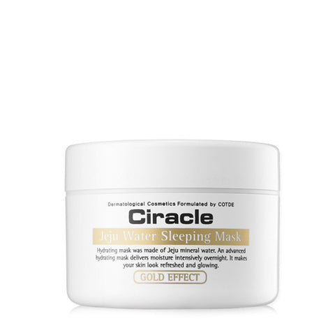 [Ciracle] Jeju Water Sleeping Mask 80ml - Cosmetic Love