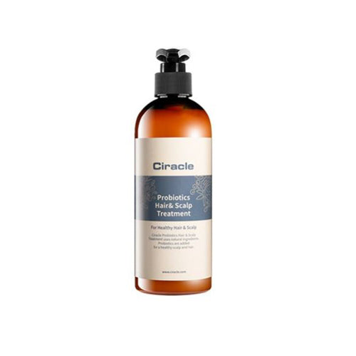 [Ciracle] Probiotics Hair & Scalp Treatment 500ml