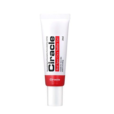 [Ciracle] Red Spot Cica Sulfur Gel 20ml
