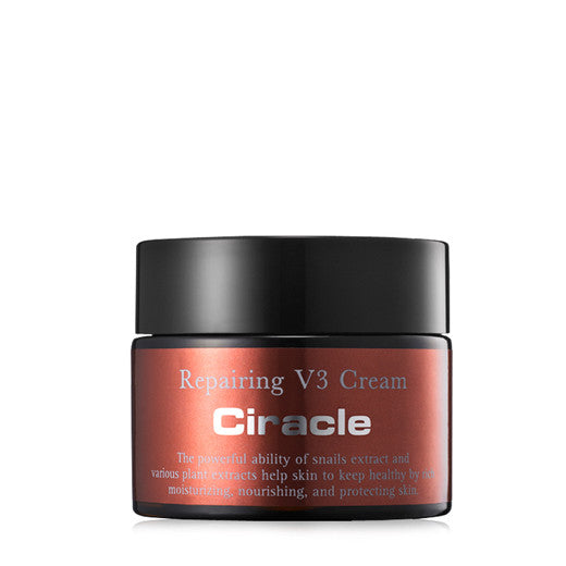 [Ciracle] Repairing V3 Cream 50ml - Cosmetic Love