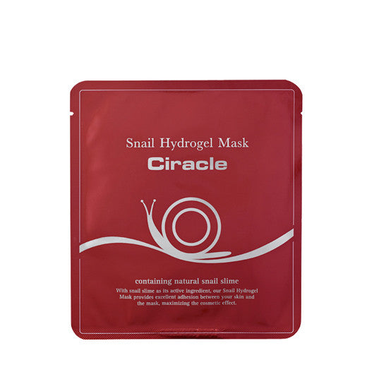 [Ciracle] Snail Hydrogel Mask 1pc - Cosmetic Love