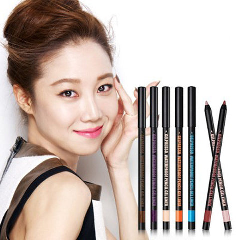 [Clio] Gelpresso Pencil Gel Liner 0.56g - Cosmetic Love
