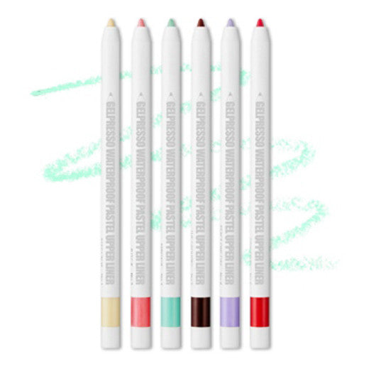 [Clio] Gelpresso Waterproof Pastel Upper Liner 0.5g - Cosmetic Love