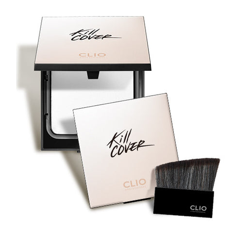 [Clio] Kill Cover Air Wear Skin Smoother Pact 12g