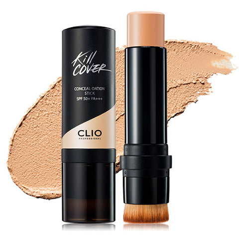 [Clio] Kill Cover Conceal-Dation Stick 14.5g - Cosmetic Love