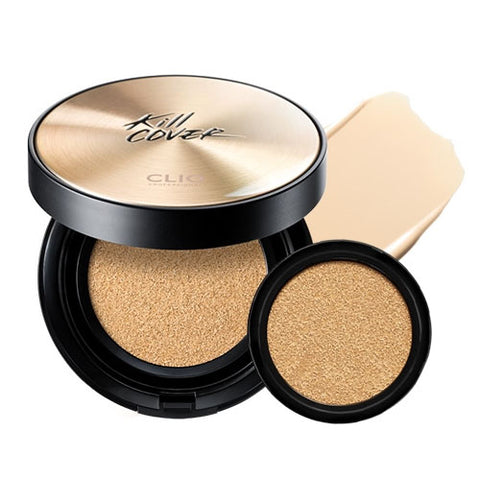 [Clio] Kill cover Ampoule Cushion 15g+15g(Refill)