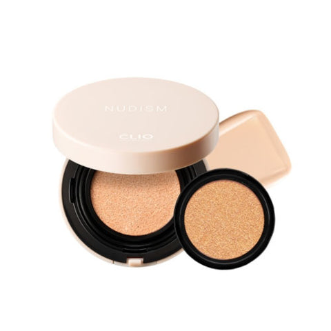 [Clio] Nudism Velvetwear cushion 15g+15g(Refill)
