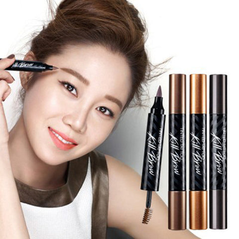 [Clio] Tinted Tatto Kill Brow - Cosmetic Love