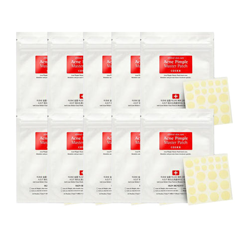 [Cosrx] Acne Pimple Master Patch 24EA x 10pack