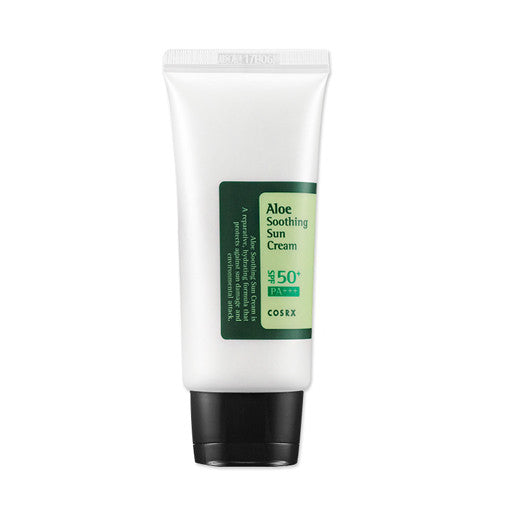 [Cosrx] Aloe Soothing Sun Cream SPF50 PA+++ 50ml - Cosmetic Love