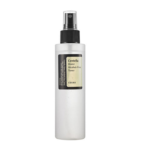 [Cosrx] Centella Water 100 Alcohol-Free Toner 150ml - Cosmetic Love