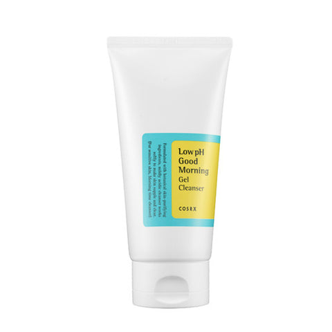 [Cosrx] Low Ph Good Morning Gel Cleanser - Cosmetic Love