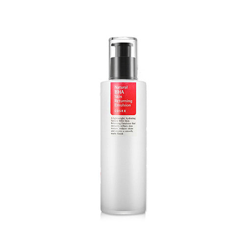 [Cosrx] Natural BHA Skin Returning Emulsion 100ml - Cosmetic Love