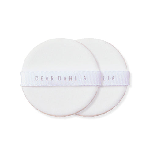 [DEAR DAHLIA] Anti-Bacterial Applicator Puff 2ea
