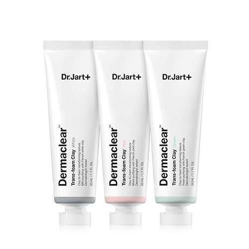 [Dr.Jart+] Dermaclear Trans-Foam Clay - Cosmetic Love