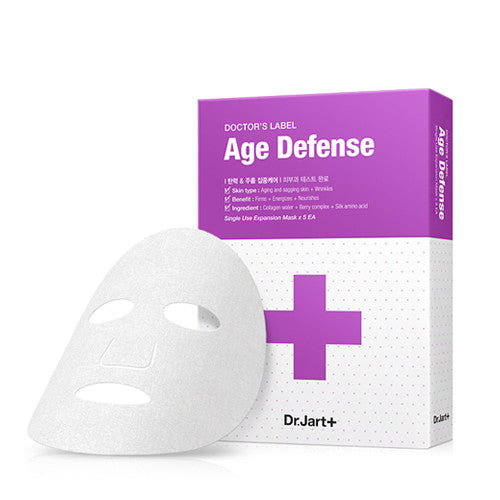 [Dr.Jart+] Doctor's Label Age Defense - Cosmetic Love