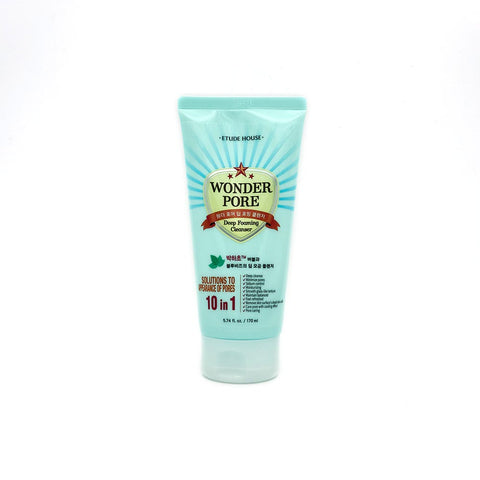 [Etude House] Wonder Pore Deep Foaming Cleanser 170ml - Cosmetic Love