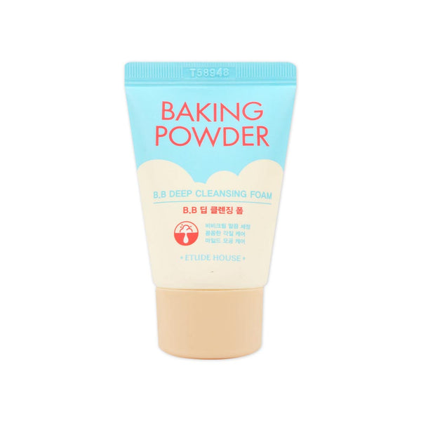 [Sample][Etude House] Baking Powder BB Deep Cleansing Foam 30ml x 2PCS