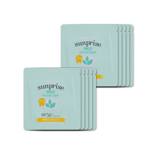 [Sample][Etude House] Sunprise Mild Watery Light SPF50+ PA+++ x 10PCS - Cosmetic Love