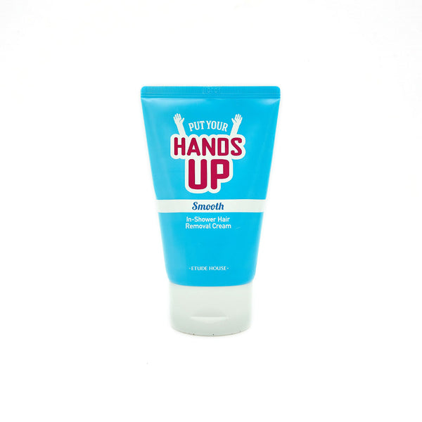 [Etude House] Hands Up Smooth In Shower Hair Removal Cream - Cosmetic Love