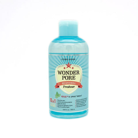 [Etude House] Wonder Pore Freshner NEW 250ml - Cosmetic Love