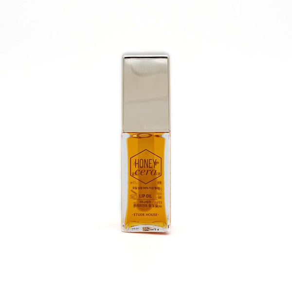 [Etude House] Honey Cera Treatment Lip Oil 7ml - Cosmetic Love
