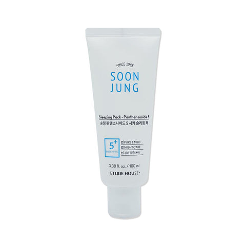 [Etude House] Soon Jung Panthensoside 5 Cica Sleeping Pack 100ml