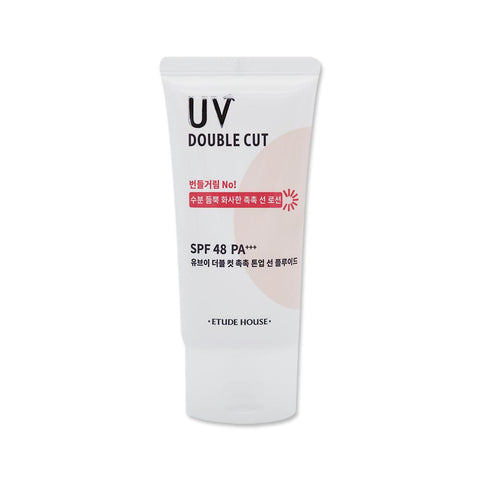 [Etude House] UV Double Cut Moist Tone up Fluid SPF48 PA+++ 50ml