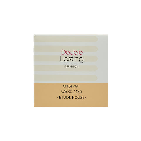 [Etude House] Double Lasting Cushion Refill SPF34 PA++ 15g