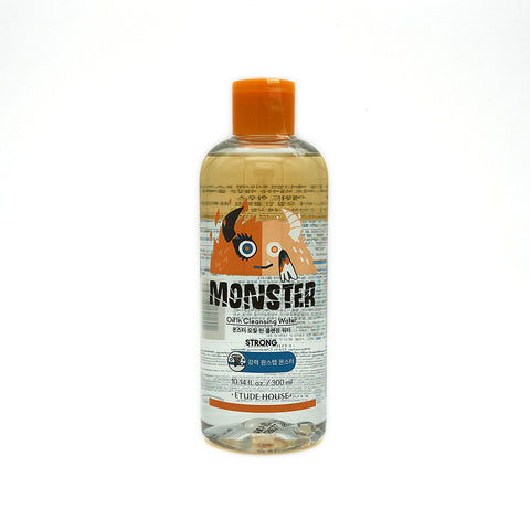[Etude House] Monster Oil Cleansing Water 300ml