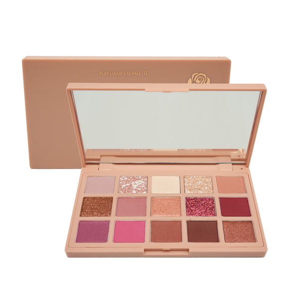 [Etude House] Play Color Eye Palette Rose Bomb 1ea