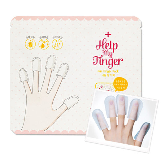 [Etude House] Help My Finger Nail Finger Pack 5px2 - Cosmetic Love