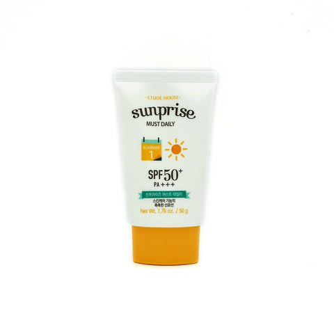 [Etude House] SunPrise Must Daily 50g - Cosmetic Love