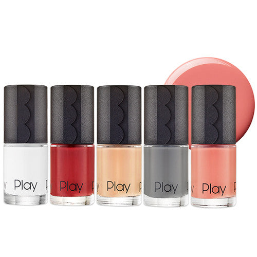 [Etude House] Play Nail 8ml - Cosmetic Love