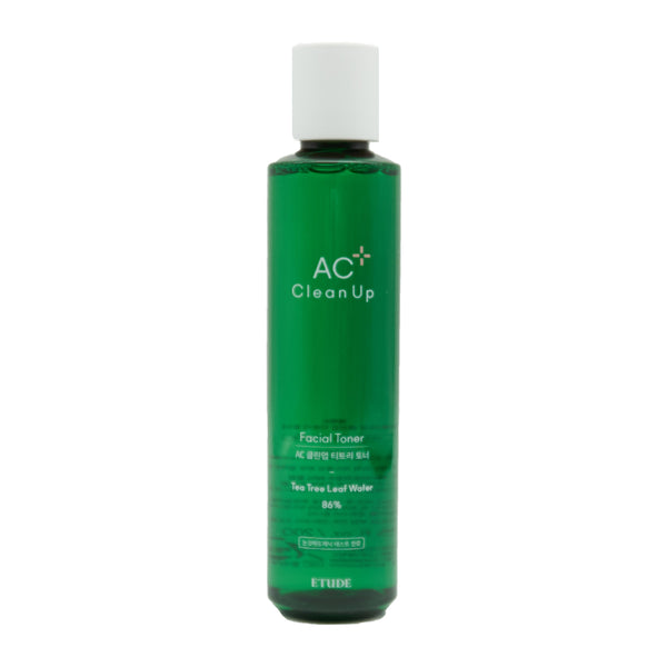 [Etude House] AC Clean Up Facial Toner 200ml