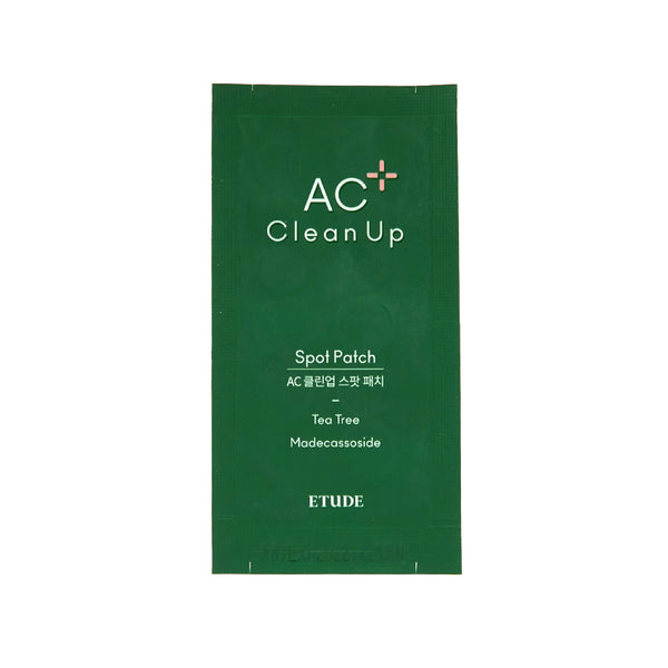 [Etude House] AC Clean Up Spot Patch 1pcs