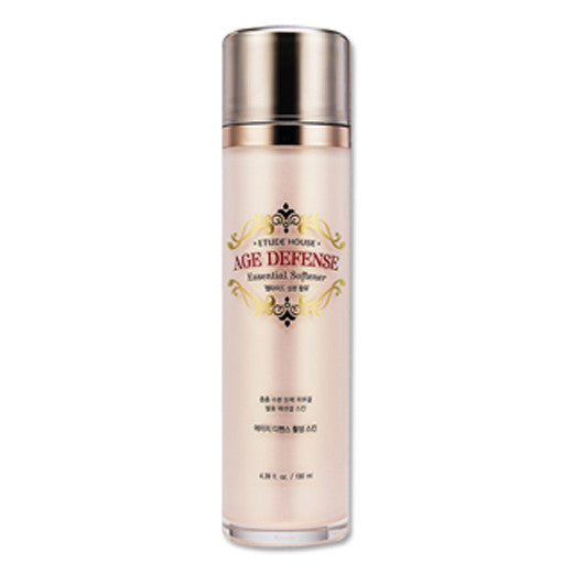 [Etude House] Age Defense Essential Softner 130ml - Cosmetic Love