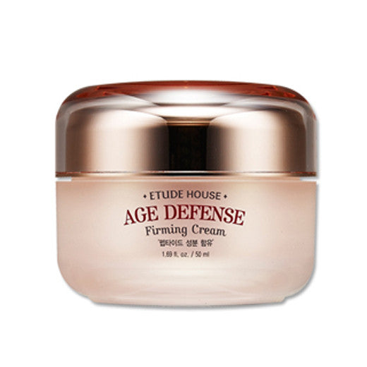 [Etude House] Age Defense Firming Cream 50ml - Cosmetic Love