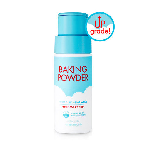[Etude House] Baking Powder Pore Cleansing Wash 60g - Cosmetic Love