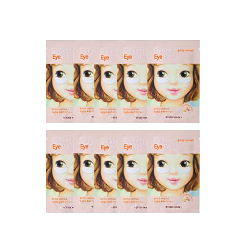 [Etude House] Collagen Eye Patch 4ml x 10pcs