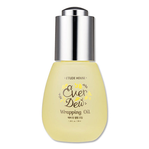 [Etude House] Ever Dew Wrapping Oil 30ml - Cosmetic Love
