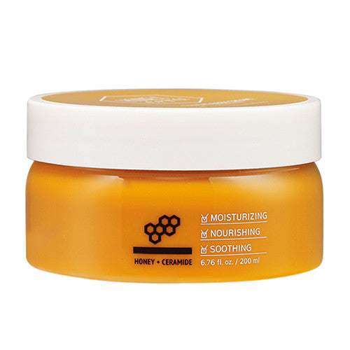 [Etude House] Honey Cera Firming Body Cream 200ml - Cosmetic Love