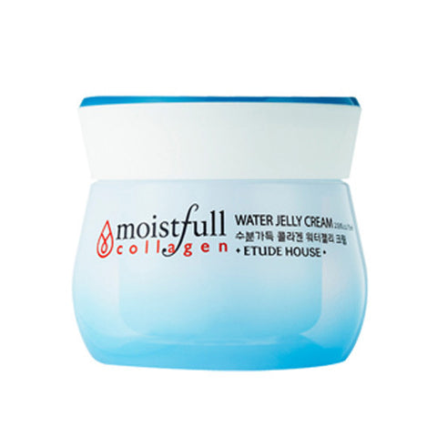 [Etude House] Moistfull Collagen Water Jelly Cream - Cosmetic Love