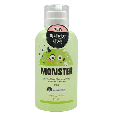 [Etude House] Monster Micellar Deep Cleansing Water 700ml