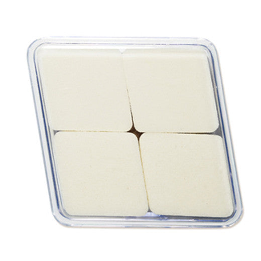 [Etude House] My Beauty Tool Case Diamond Sponge 4p - Cosmetic Love