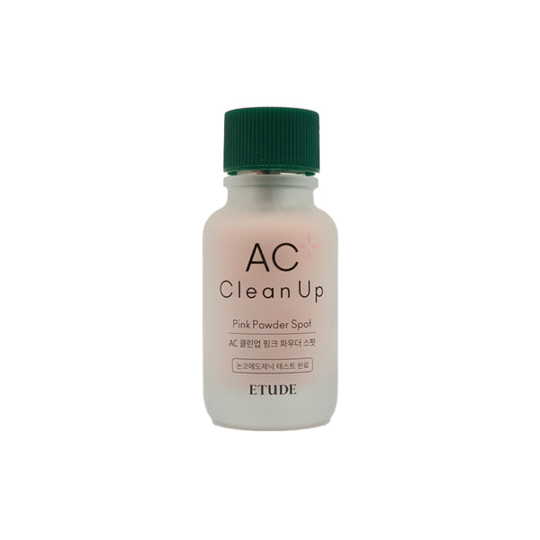 [Etude House] New AC Clean Up Pink Powder Spot 15ml