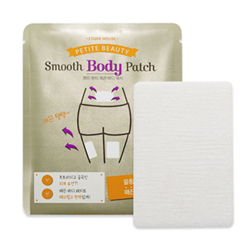 [Etude House] Petite Beauty Smooth Body Patch 13g - Cosmetic Love
