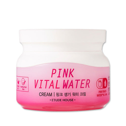 [Etude House] Pink Vital Water Cream - Cosmetic Love