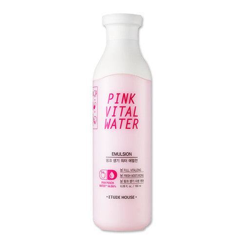 [Etude House] Pink Vital Water Emulsion - Cosmetic Love