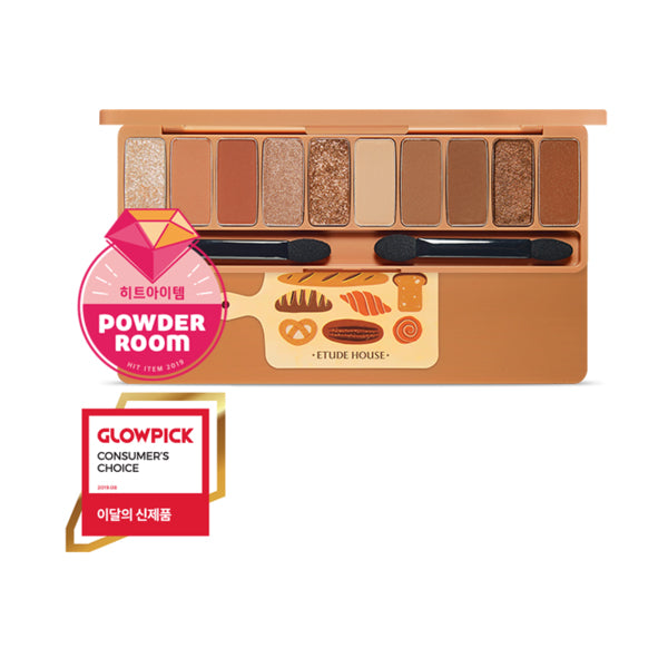[Etude House] Play Color Eyes Bake House 0.8g x 10 Colors
